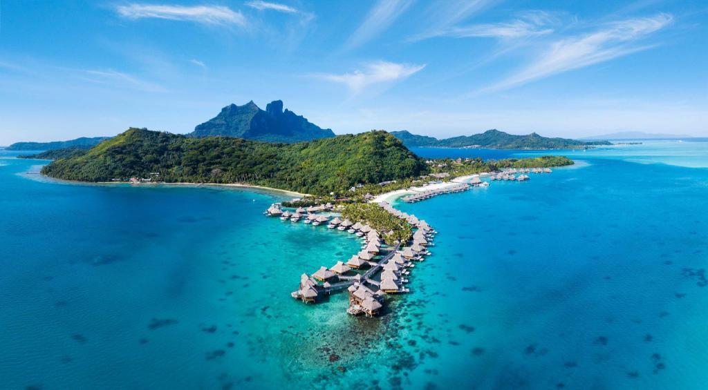 Conrad Bora Bora Nui Bora Bora Sista Minuten Erbjudanden Pa Agoda Com