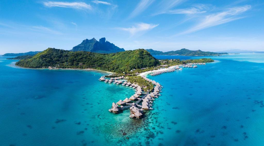 Conrad Bora Bora Nui Resort Bora Bora Island Deals