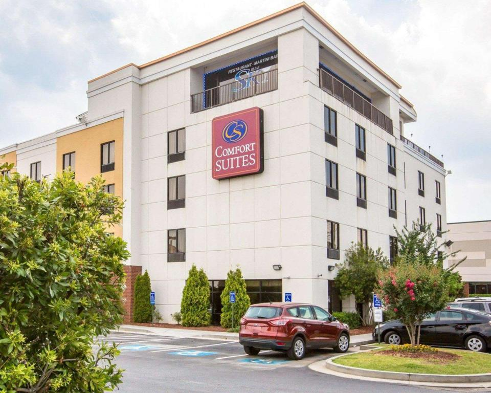 More about Comfort Suites Atlanta Airport
