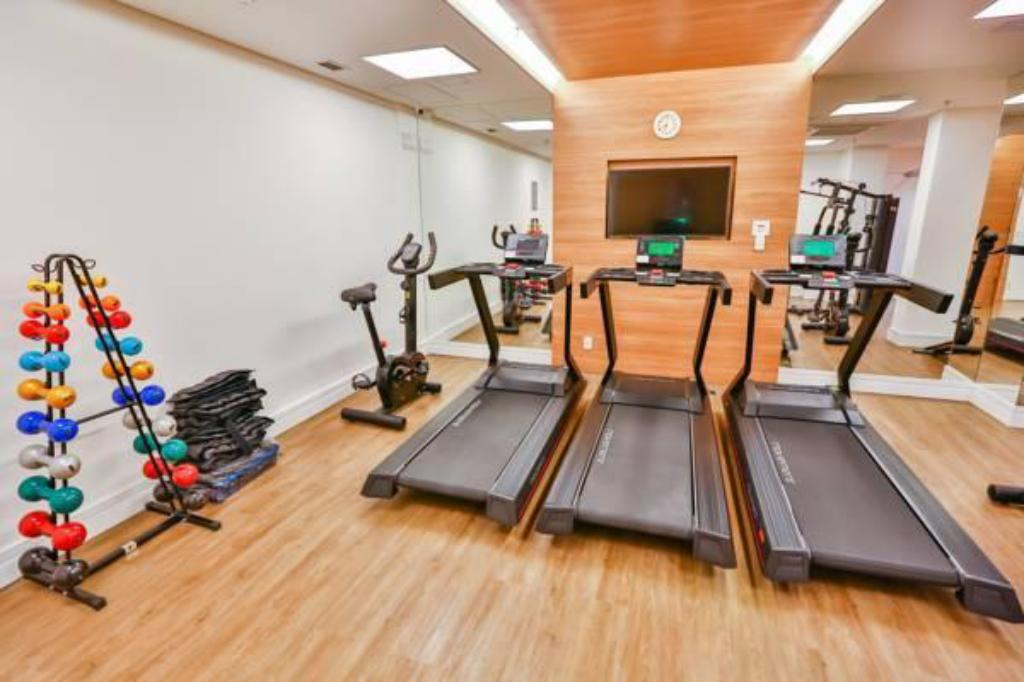 fitnesscentrum Sleep Inn
