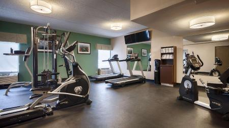 Fitness center Best Western O'Hare/Elk Grove Hotel