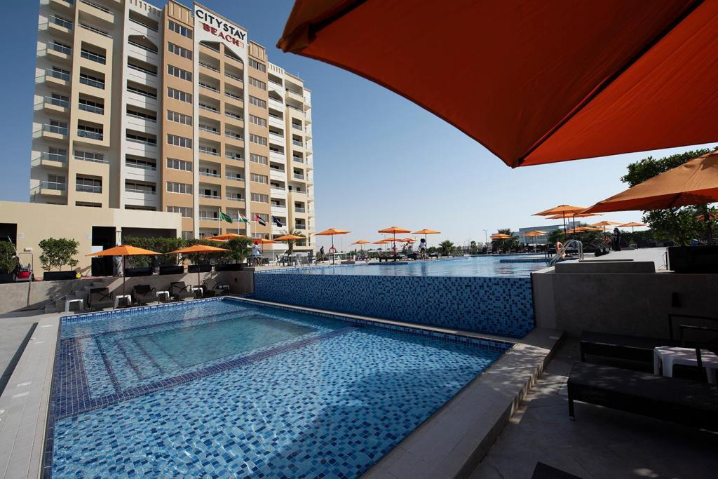 City Stay Beach Hotel Apartments