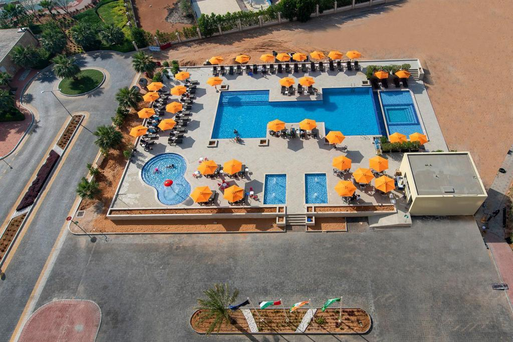 Swimming pool [outdoor] City Stay Beach Hotel Apartments
