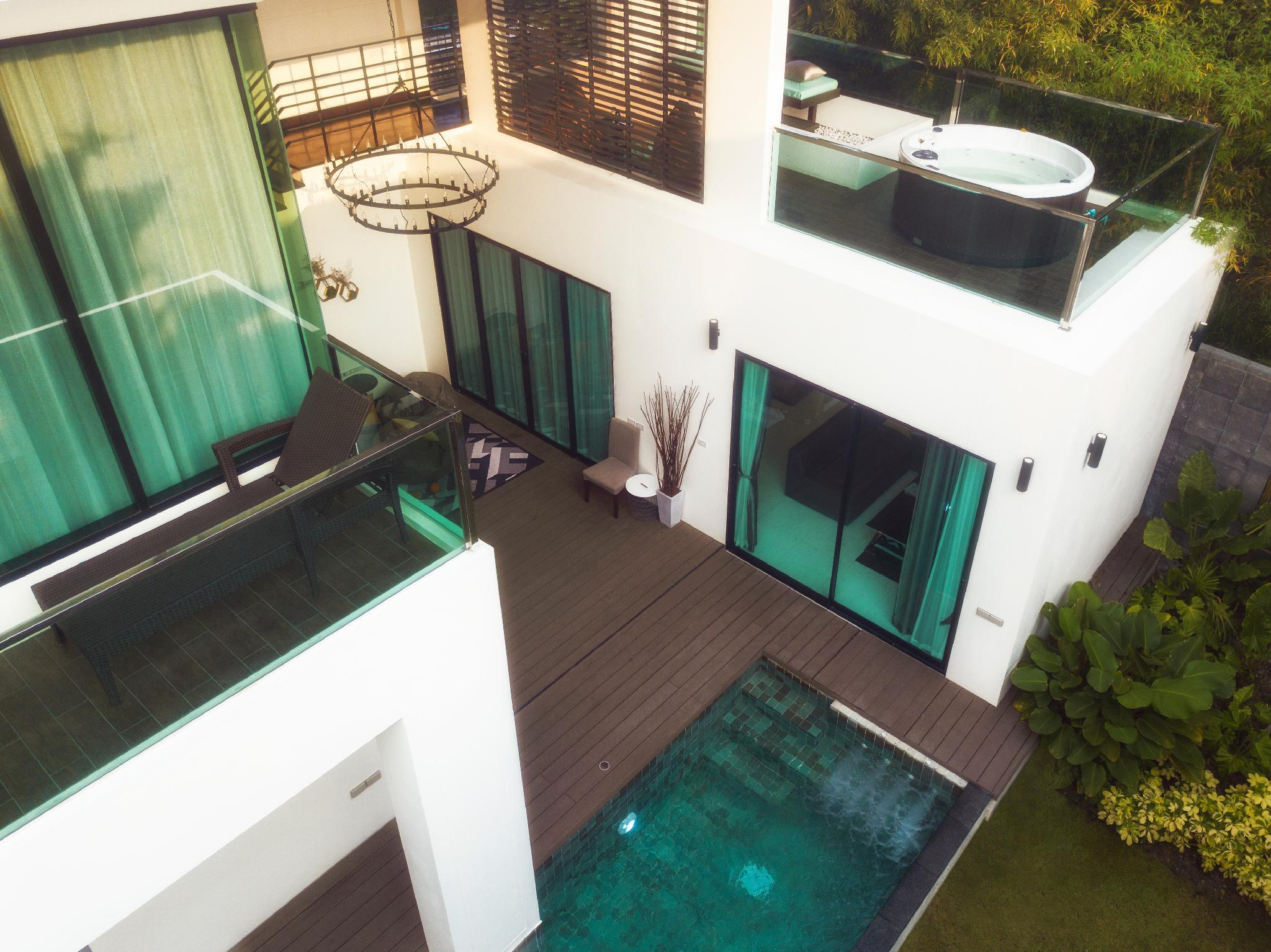 3 Bedroom Penthouse Pool
