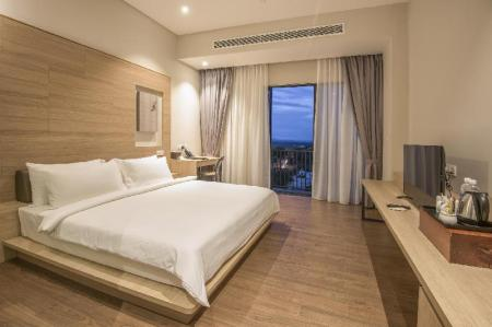 Standard - 1 Person Only Jinhold Hotel & Serviced Apartment