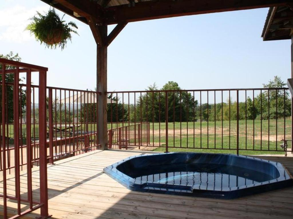 Swimmingpool Outback Roadhouse Motel & Suites Branson