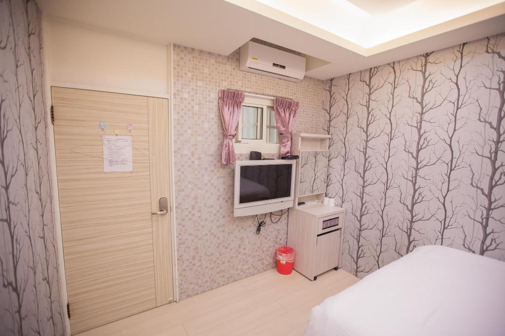 Guestroom Ejoysleep Double Bedroom-Fengjia Night Market B