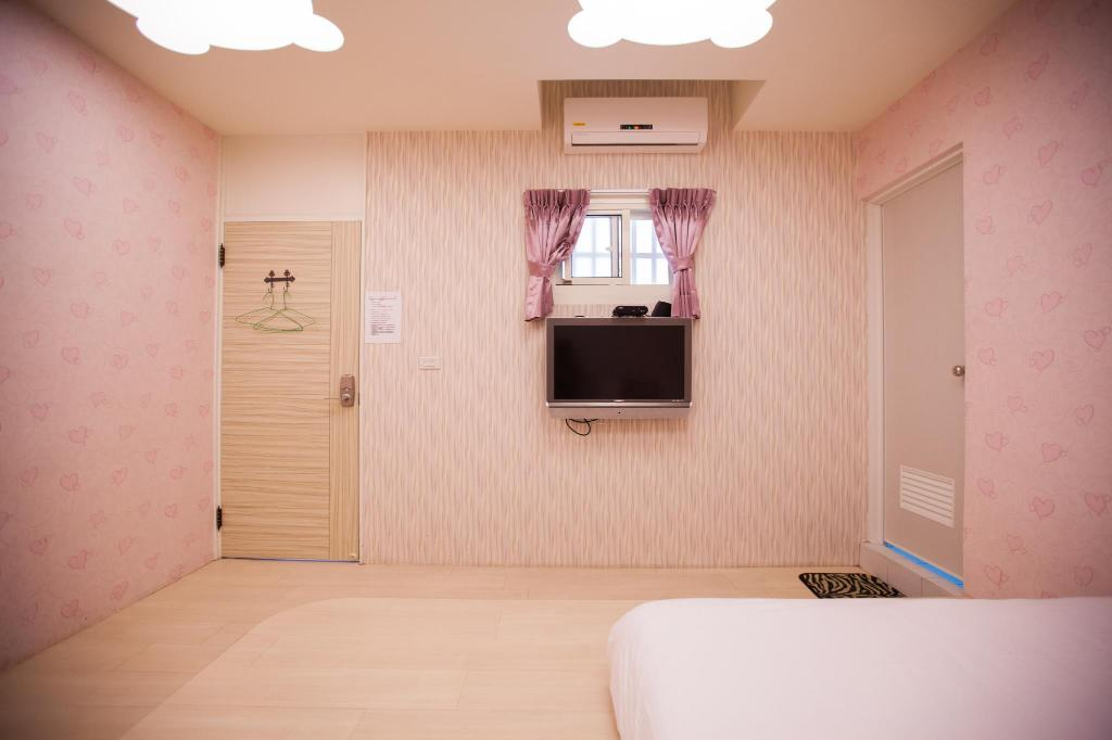 Pokoj Ejoysleep Double Bedroom-Fengjia Night Market E
