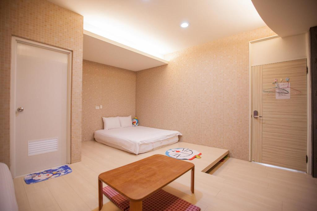 Pokoj Ejoysleep Quadruple Bedroom-Fengjia Night Market C