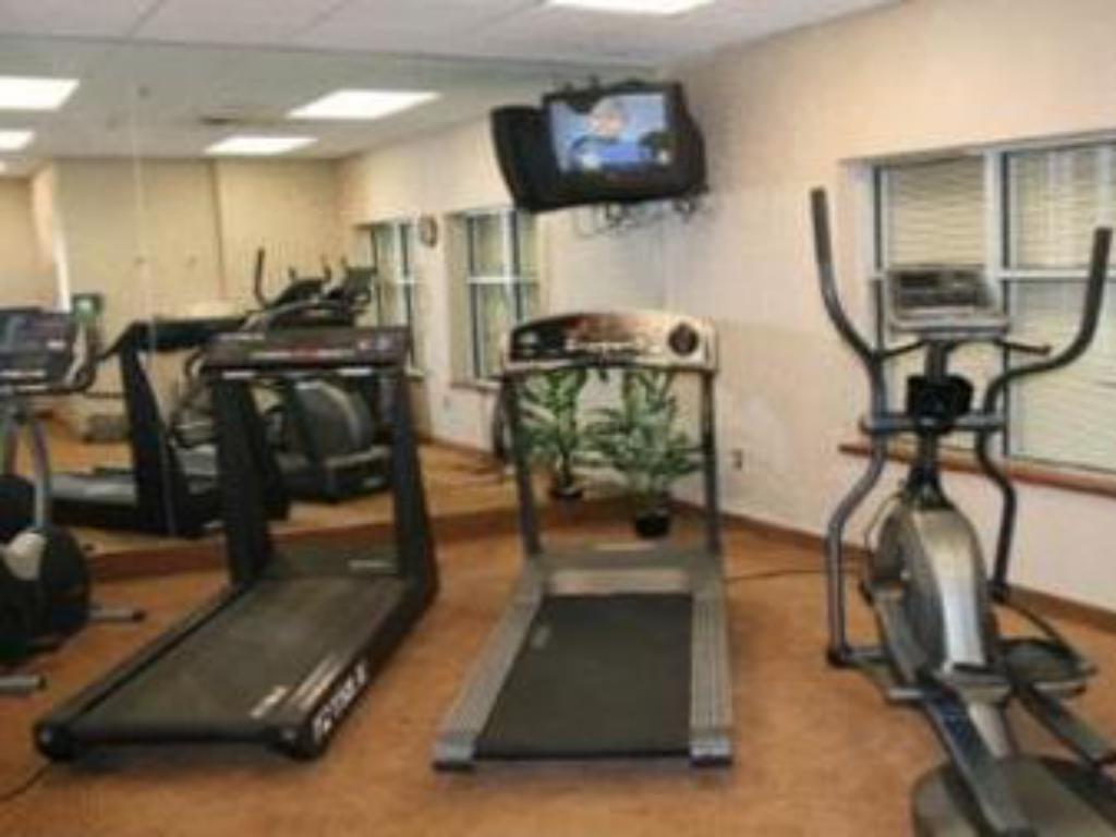 Fitnesscenter Humphry Inn and Suites