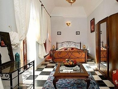 جناح جونيور مزدوج Moulay Ali (Double Junior Suite Moulay Ali)