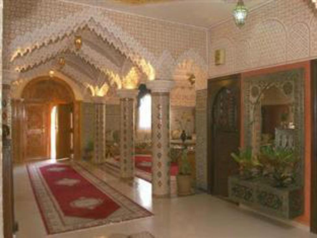 Interior view Dar Ouladna Guesthouse
