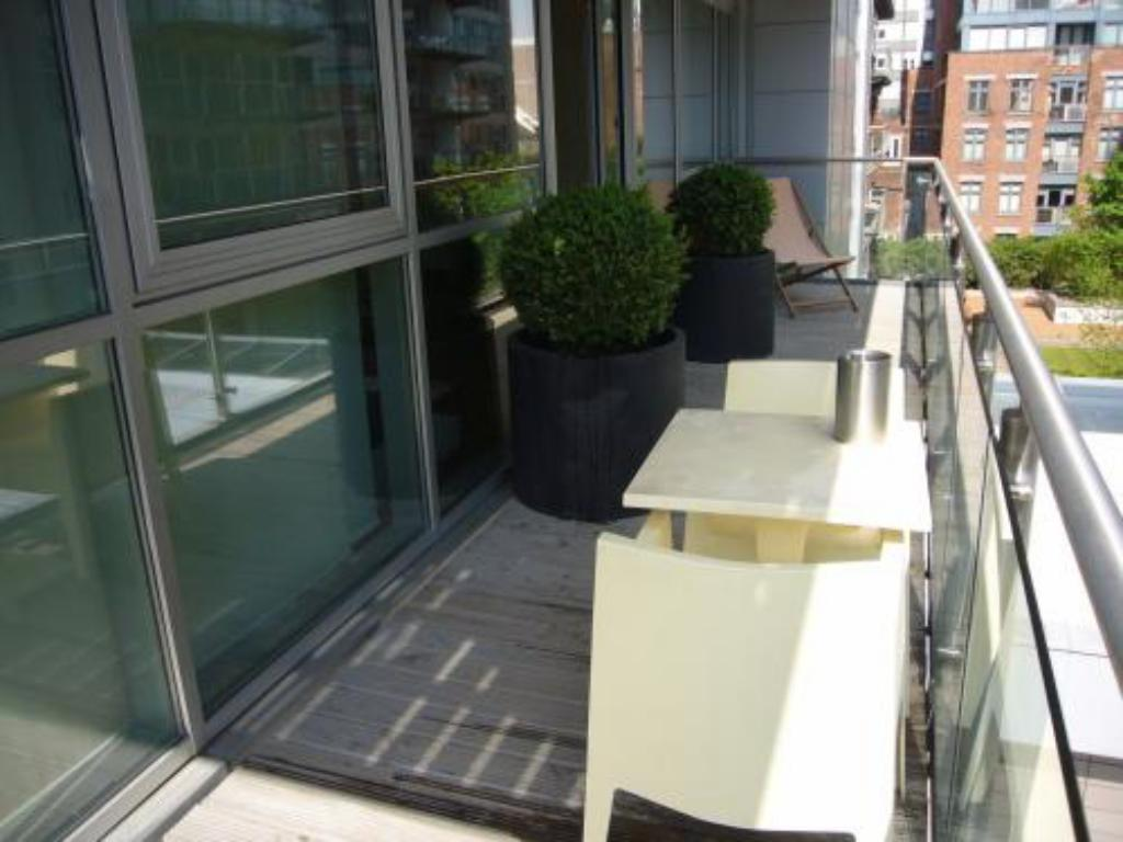 altan/terrasse Deluxe Apartments @ The Edge