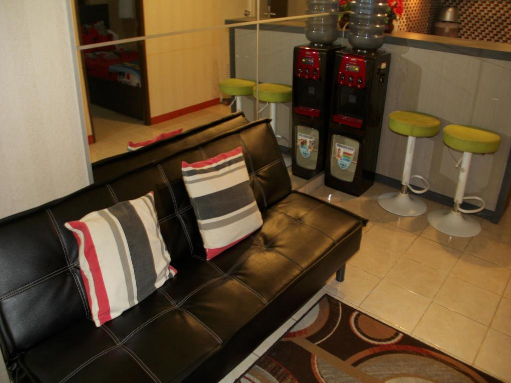 Facilities 2BR U7 The suite Metro Apartment - Ira Prisma