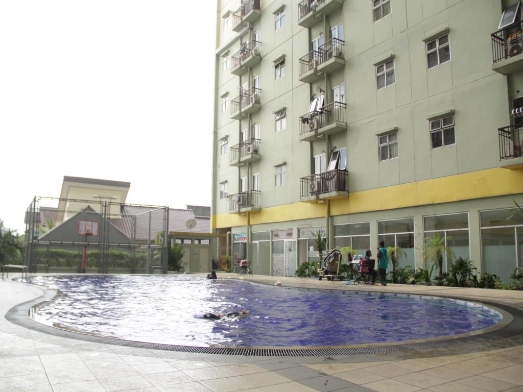 2BR U7 The suite Metro Apartment - Ira Prisma