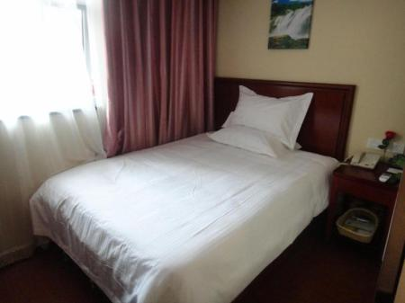Queen Room GreenTree Inn Beijing Tongzhou Liyuan Shell Hotel