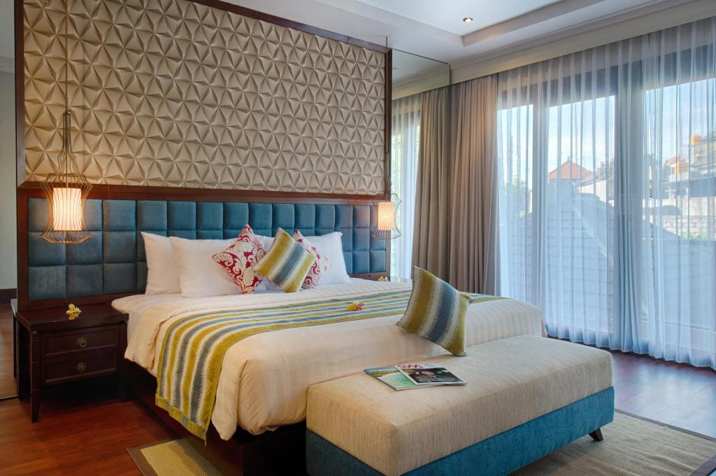 3 Bedroom Suite - Bed Natya Residence Jimbaran