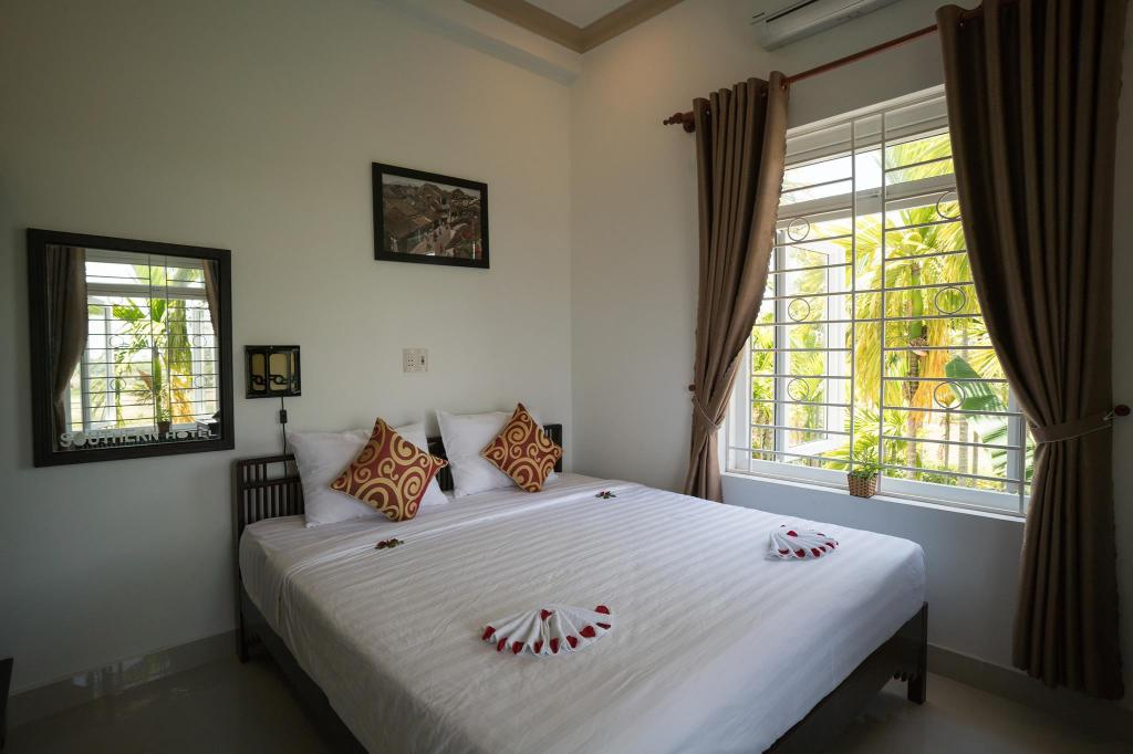Superior Double Or Twin with View - Bed River Field Hoi An Homestay