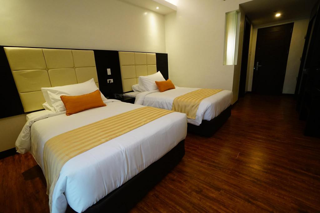 Standard - (2 Single Beds) Hotel Oazis