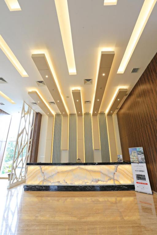 Lobby Luminor Hotel Jambi