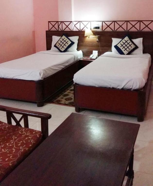 Deluxe - Bed Hotel Rewa Raj Vilas By Royal Collection Hotels And Resorts