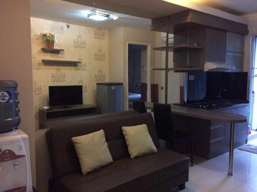 2 BR Green Palace Apartment - Mestika 4