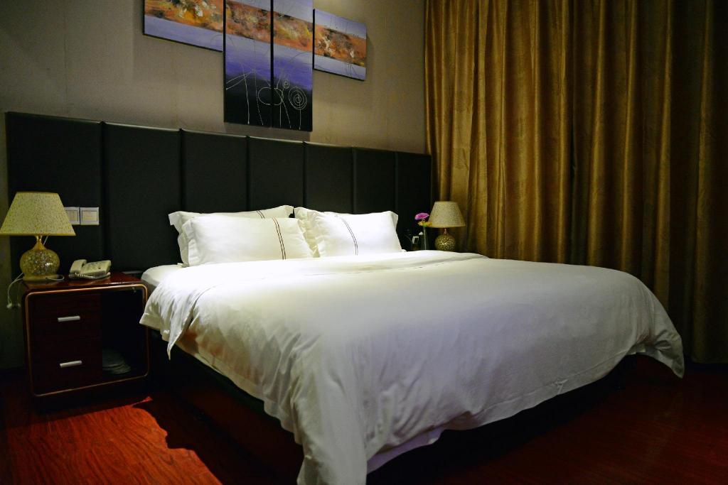 Lifu Hotel Guangzhou Xilang Metro Branch In China