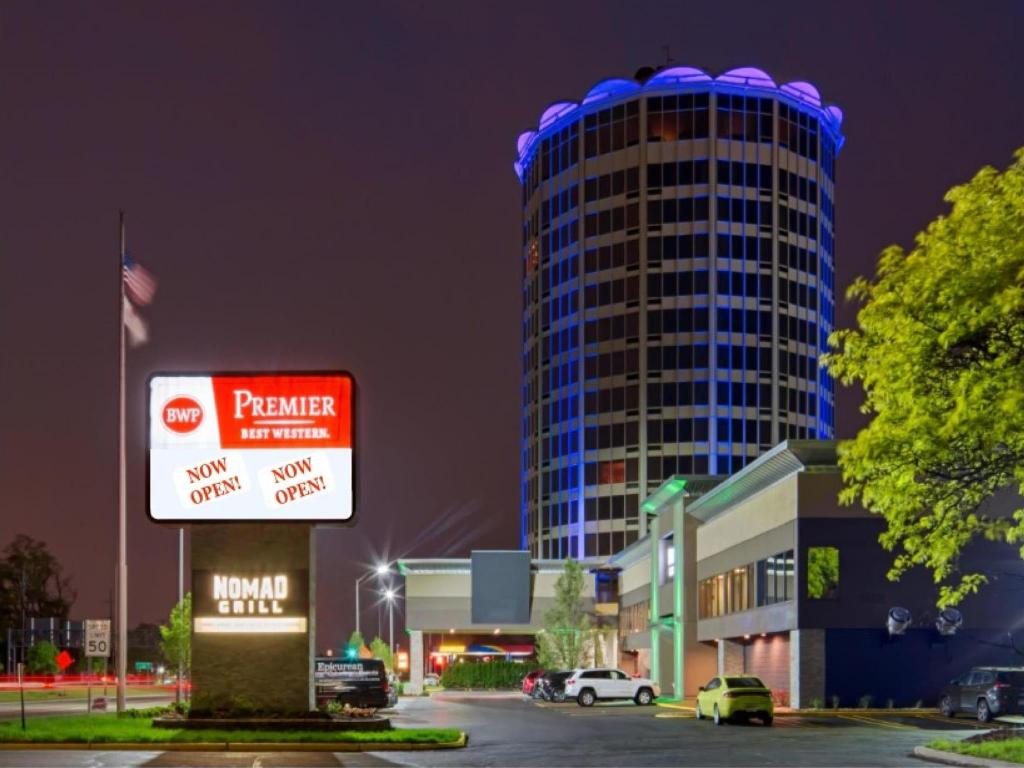 More About Best Western Premier Detroit Southfield Hotel