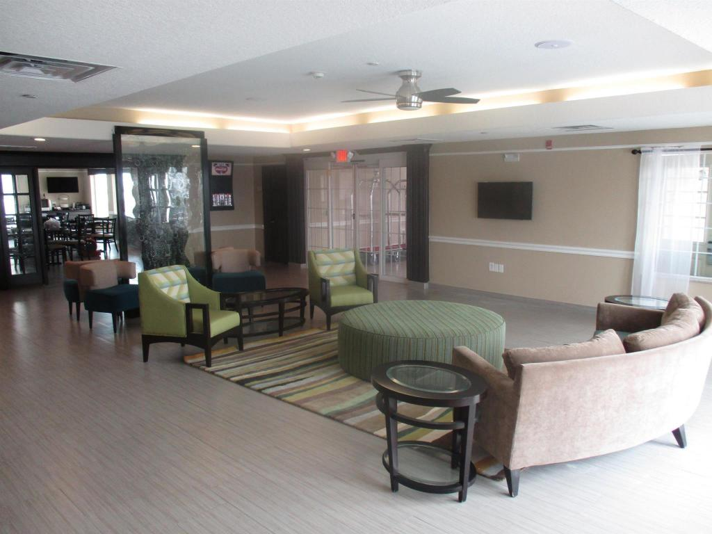 Lobby Best Western Galveston West Beach Hotel