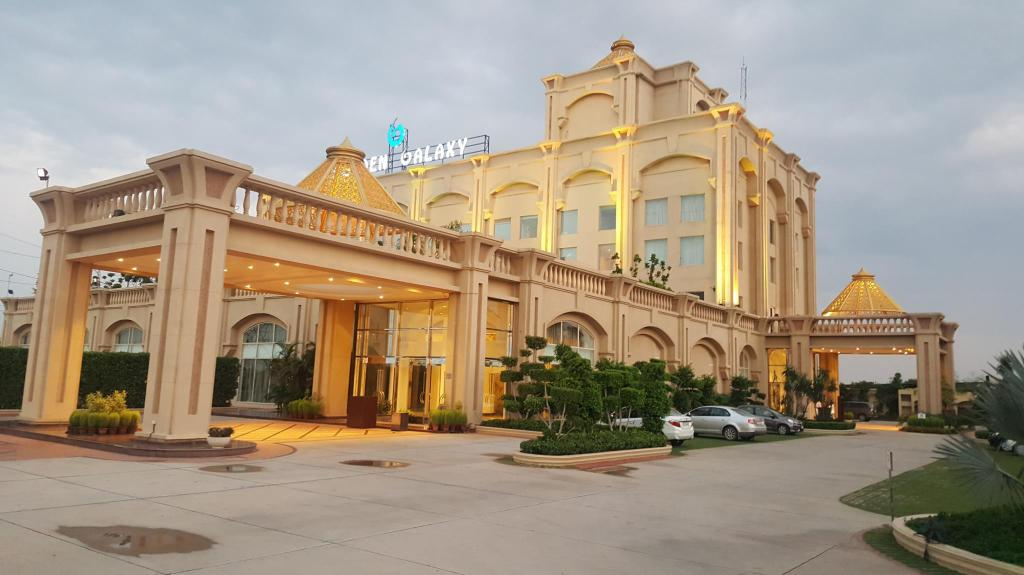 Exterior view Golden Galaxy Hotels & Resorts