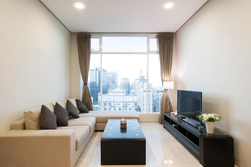 3 Bedroom Executive Apartment - Suite room Leala KLCC Soho Suites