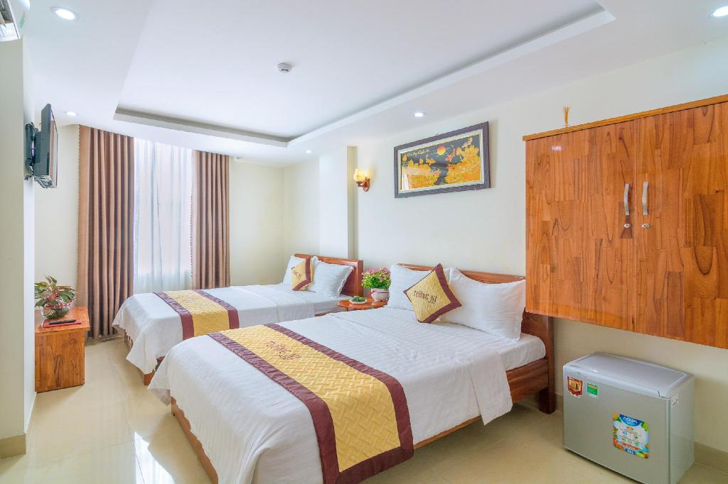 Superior Twin - Bed Tuong Ni Hotel