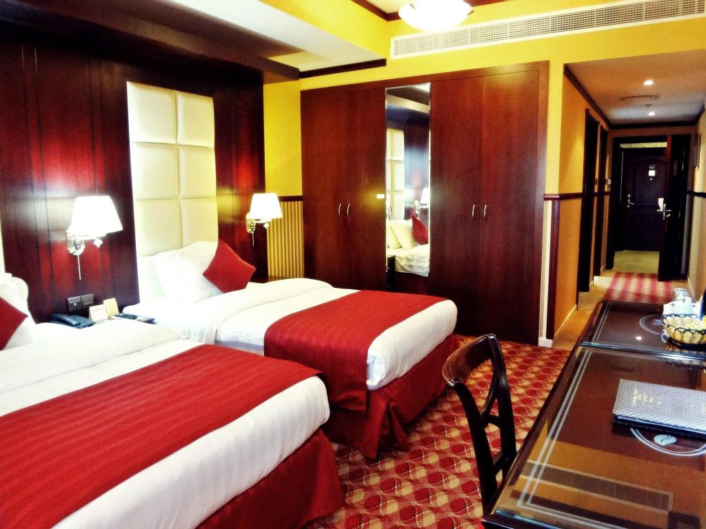 Double or Twin Room Benta Grand Hotel