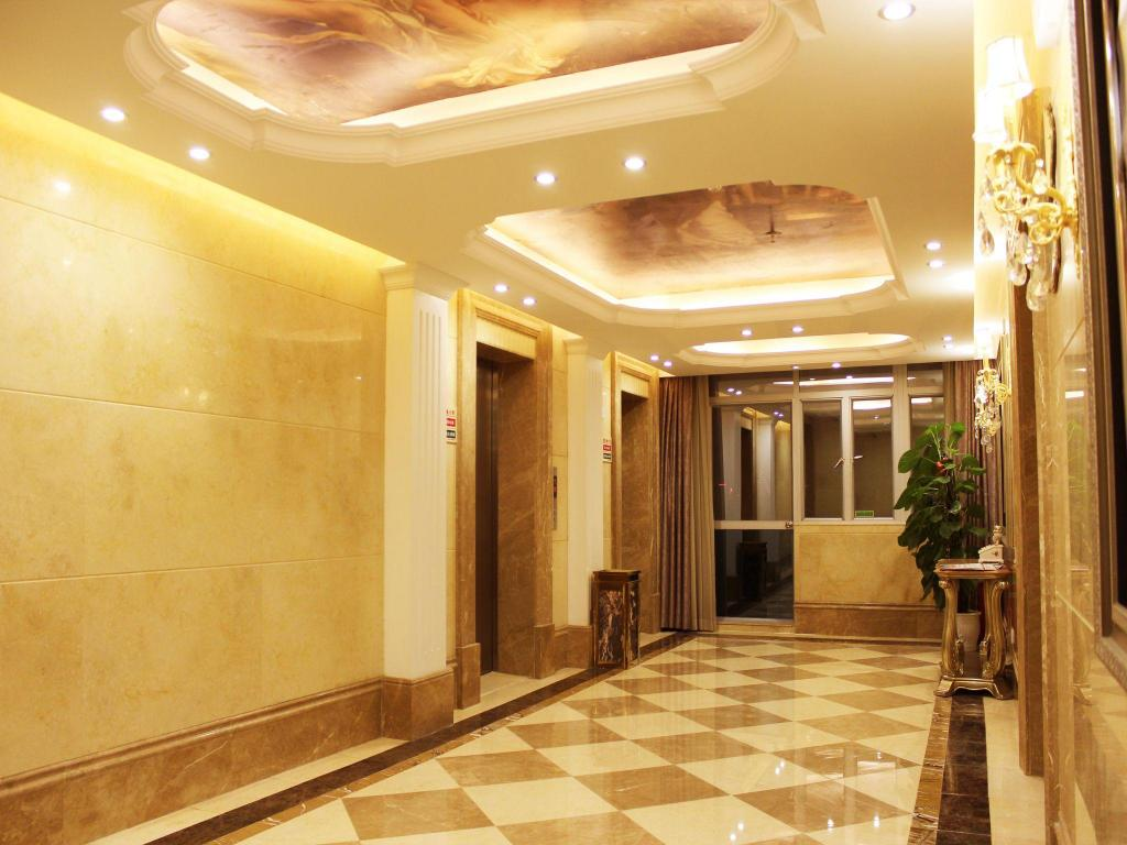 Interior view Vienna Hotel Dongguan Songshan Lake Park Branch