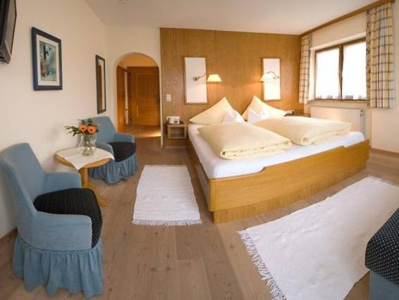 غرفة Tirol مزدوجة (Double Room Tirol)