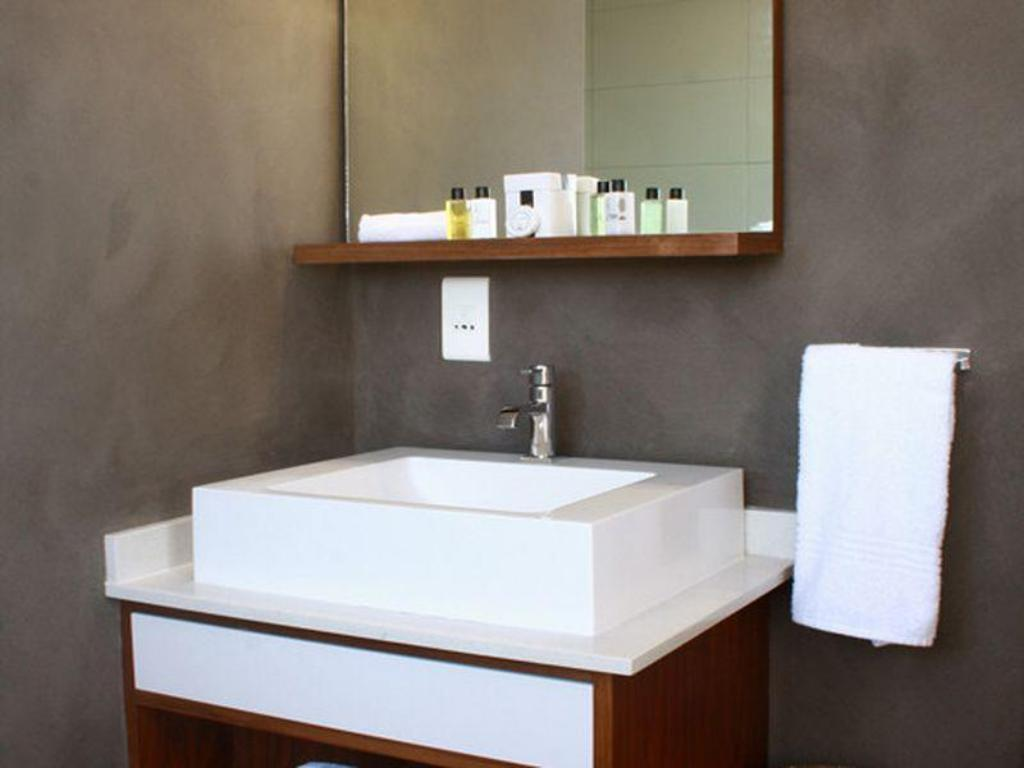 Standard - Bagno The Square Boutique Hotel
