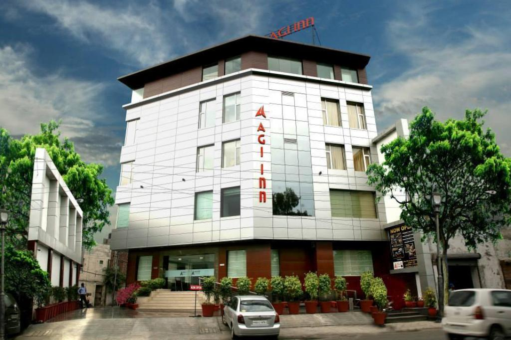 More about AGI INN