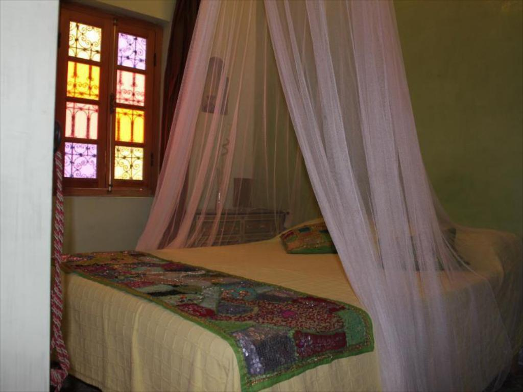 Double Room Itgal - Bed Riad Zayane Atlas