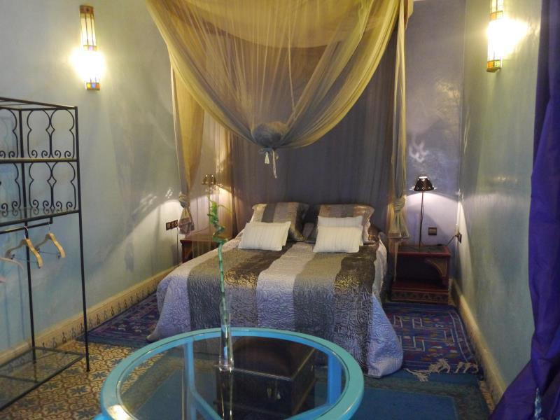 חדר זוגי אסווירה (Double Room Essaouira)