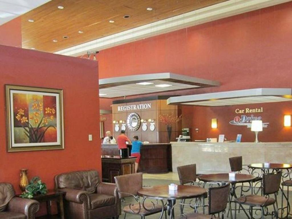 Lobby Allure Resort Orlando International Drive