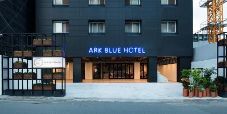 Exterior view Ark Blue Hotel