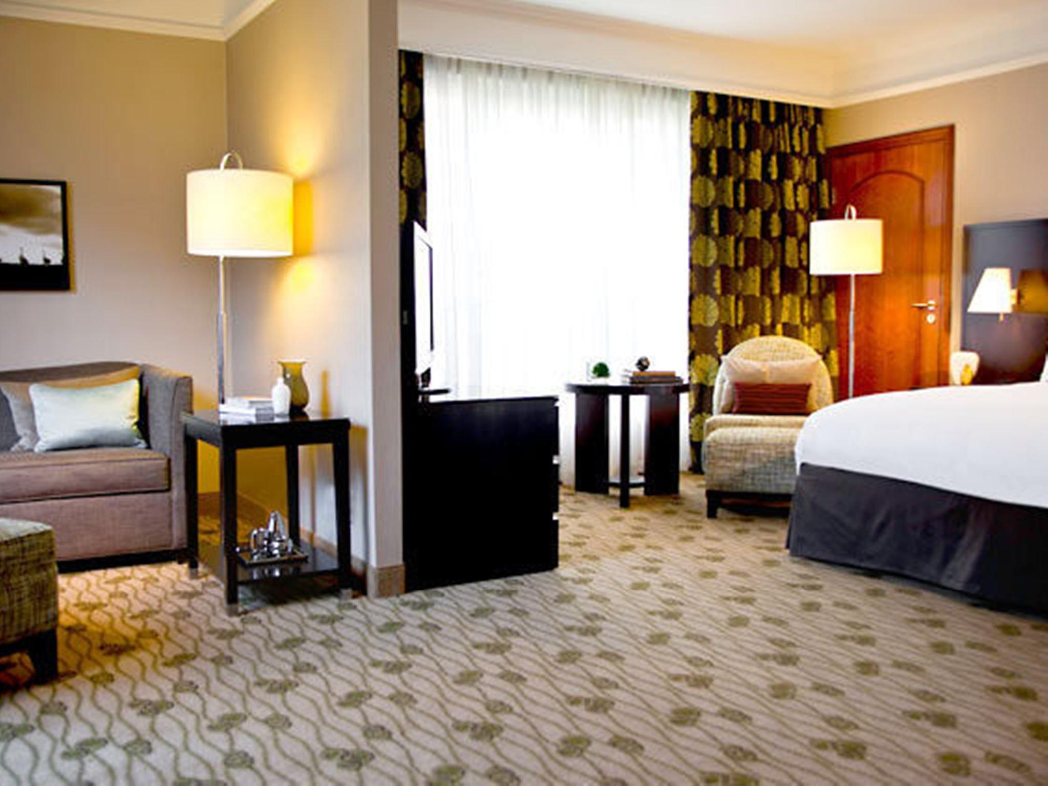 Junior Suite, Club lounge access, Larger Guest room