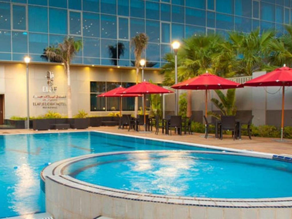 Piscina Elaf Jeddah Hotel -Red Sea Mall