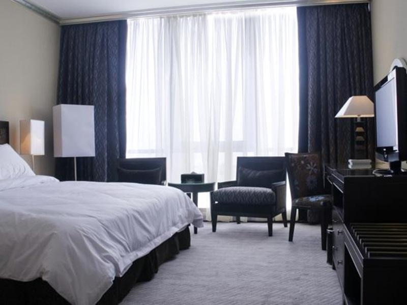 Quarto Deluxe King (Deluxe King Room)