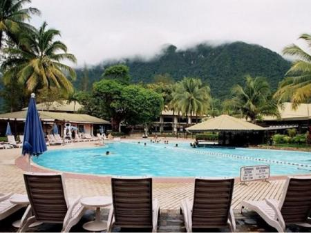 Swimming pool [outdoor] Damai Beach Resort