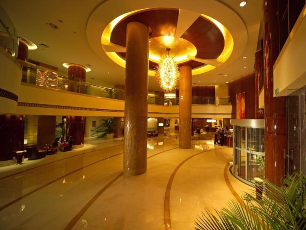 New Century Grand Hotel Songjiang In Shanghai