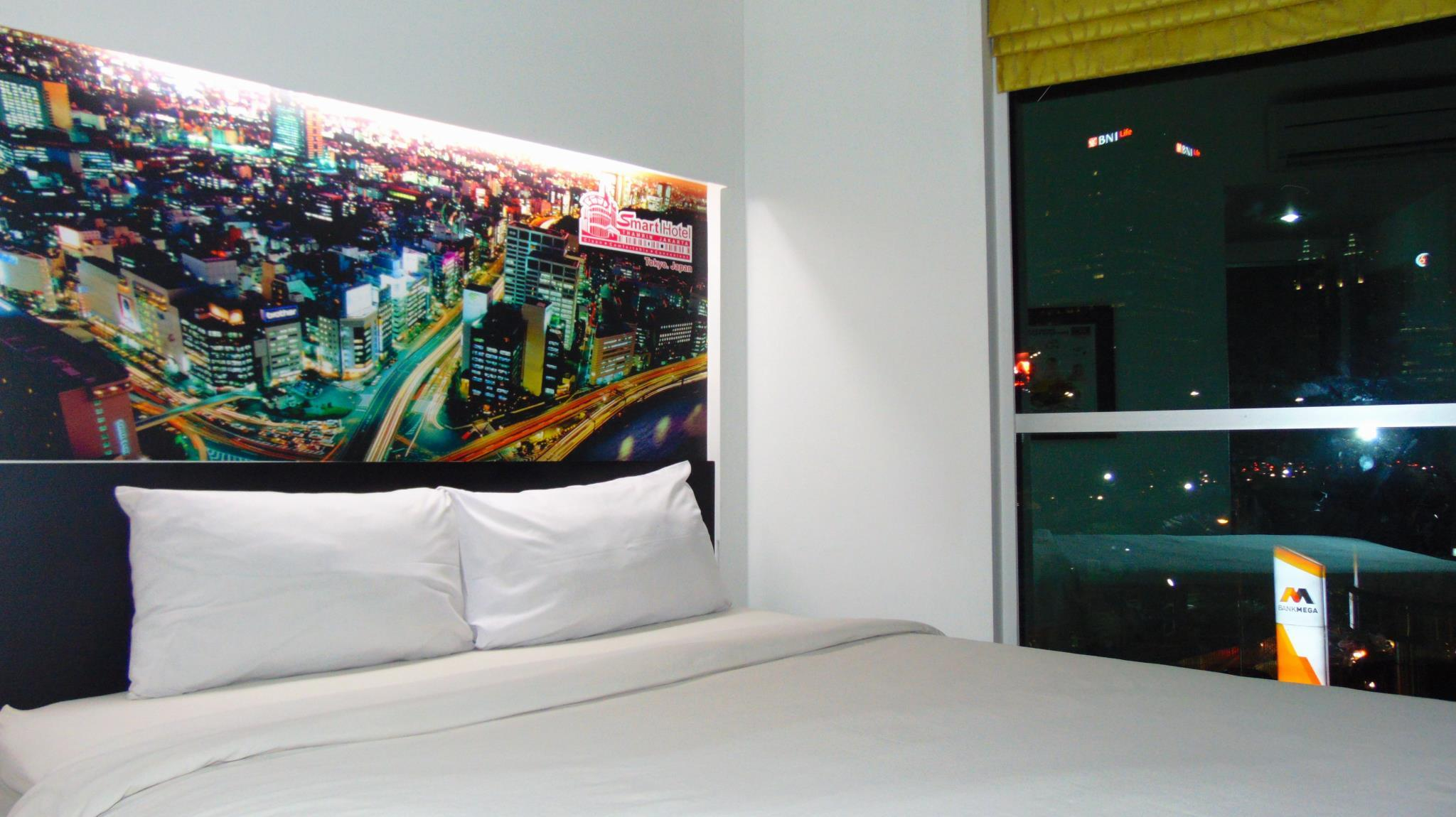 Kamar Smart Queen (Smart Queen Room)