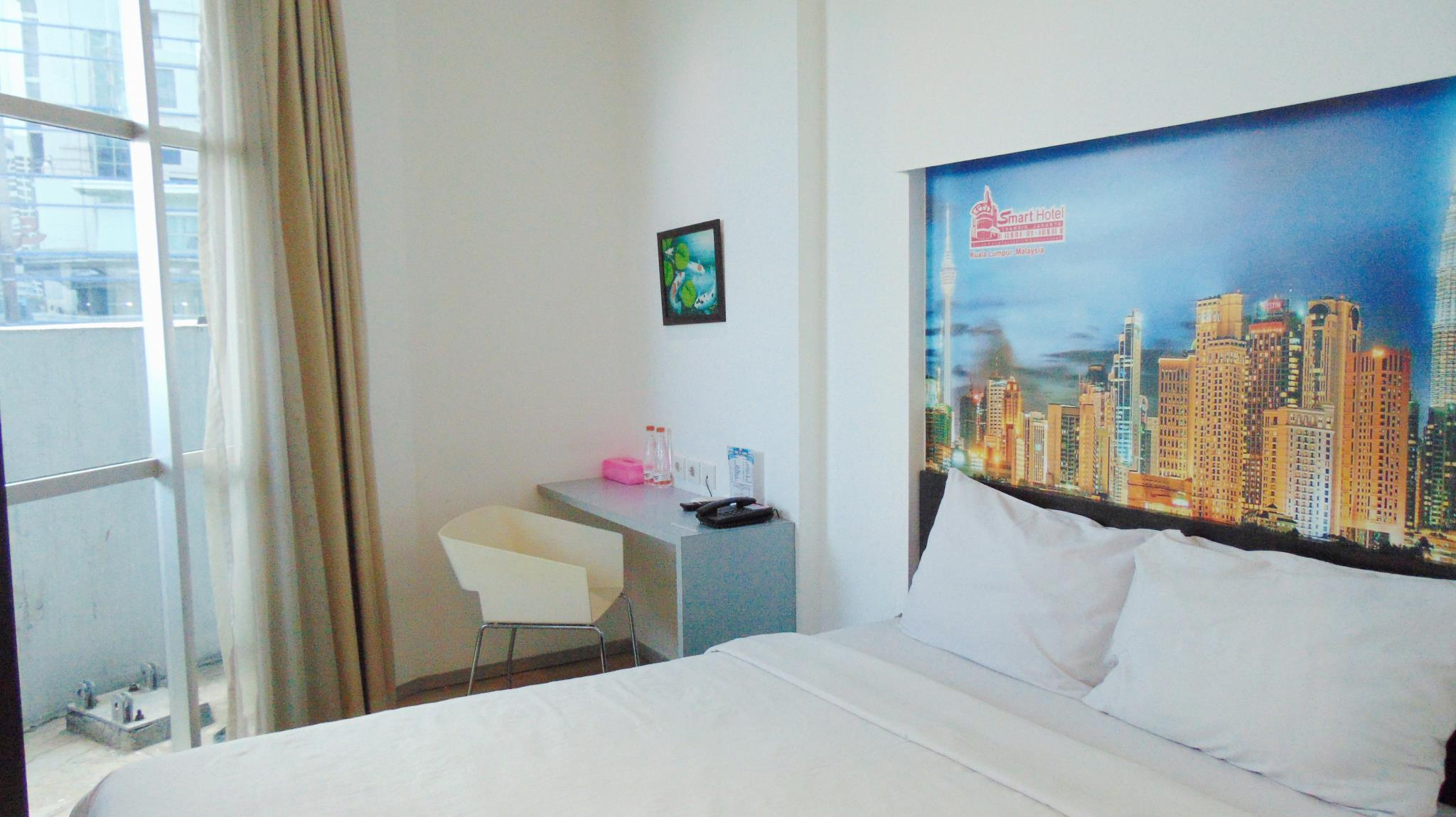 Suite Junior dengan Pemandangan Kota (Junior Suite with City View)