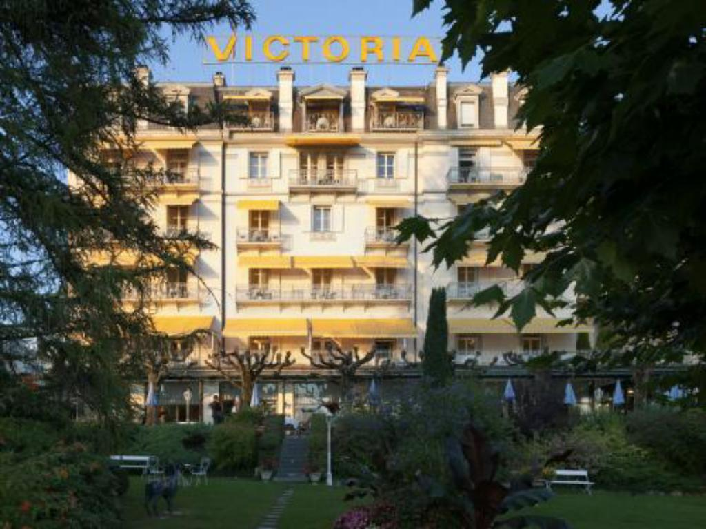 More about Hotel Victoria Glion