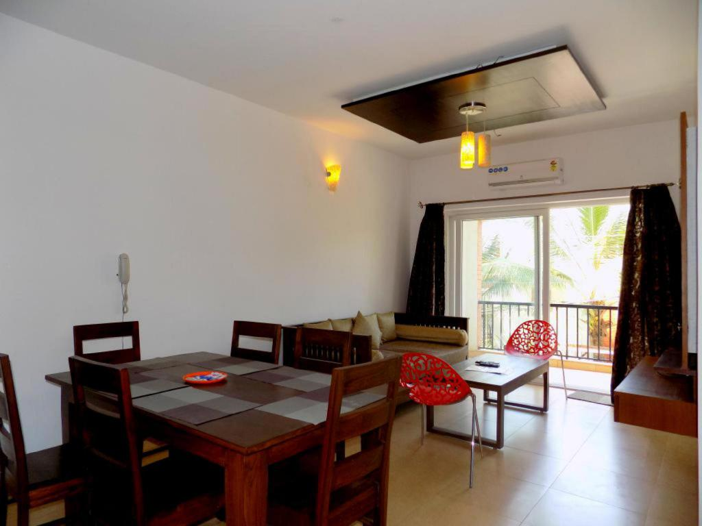 Modern Furnished Apartment near Club Cabana CM035